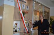Obchody Święta Szkoły / Odsłonięcie tablicy honorowych obywateli Gminy Dąbie